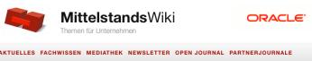 Blog-Autor im MittelstandsWiki von Just 4 Business GmbH